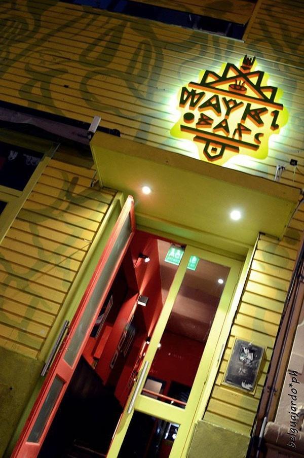 WAYKI BAR / DISEÑO DE ESPACIO / INTERIORISMO