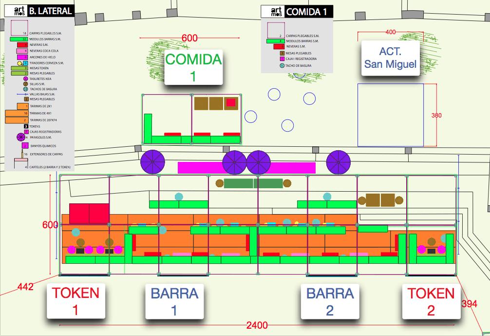 IR PLAZA / DISEÑO Y PRODUCCIÓN
