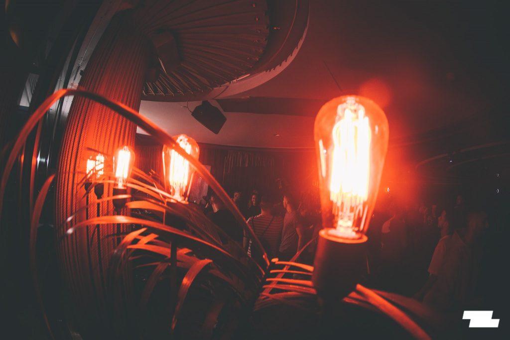 Instalaciones de luz con focos vintage