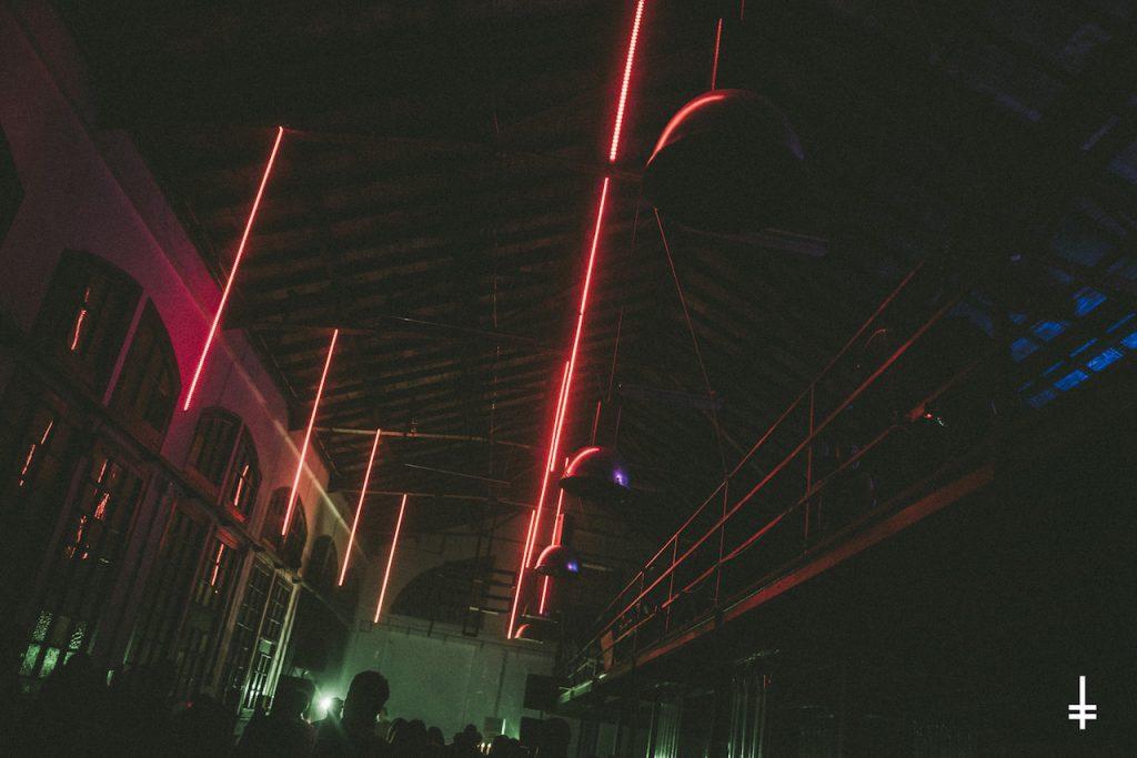 Intervenciones lumínicas con LEDs RGB