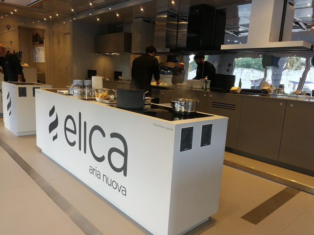Elica Road Show
