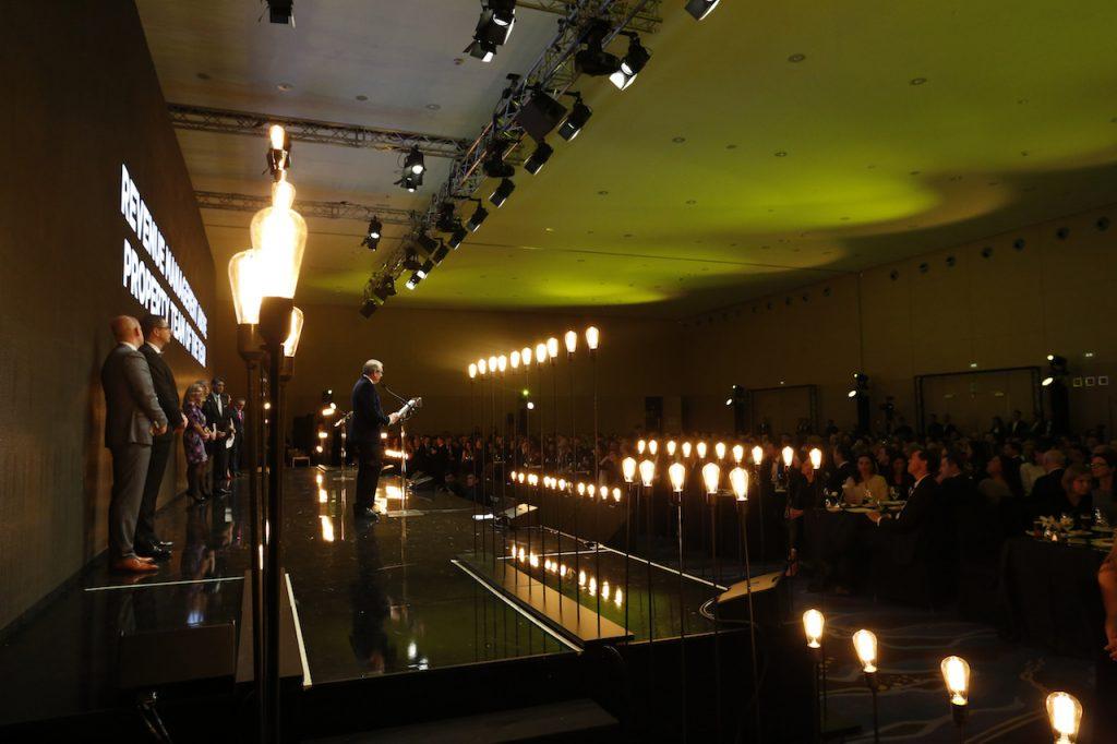 Fiesta de cierre de BMSC Conference 2018 del grupo Marriott